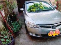 Cần bán xe Honda Civic 2008, xe nhà dùng kỹ, không lỗi lầm nhỏ giá 365 triệu tại Tp.HCM