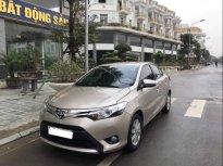 Bán ô tô Toyota Vios G 2017, màu vàng cát như mới giá 578 triệu tại Hà Nội