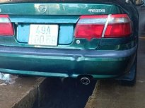 Bán Mazda 626 đời 1998, màu xanh, xe đẹp, đồng sơn nội thất còn rất đẹp, máy móc ổn giá 115 triệu tại Hà Nội
