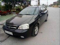 Gia đình bán xe Daewoo Lacetti đời 2010, màu đen giá 255 triệu tại Quảng Ninh