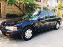 Cần bán xe Honda Accord đời 1992, màu đen, 140tr giá 140 triệu tại Tp.HCM