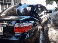Cần bán Toyota Vios năm 2005, màu đen giá 210 triệu tại Bình Dương