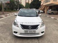 Bán Nissan Sunny 1.5MT sản xuất 2016, màu trắng, xe một chủ đi từ mới đi rất ít giá 385 triệu tại Hà Nội
