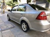 Cần bán xe Daewoo Gentra sản xuất năm 2009, màu bạc giá 195 triệu tại BR-Vũng Tàu