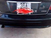 Bán Daewoo Nubira đời 2002, màu đen, giá tốt giá 80 triệu tại Ninh Bình
