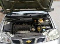 Bán xe Daewoo Lacetti Max 1.8 đời 2004, màu bạc giá 138 triệu tại Hà Nội