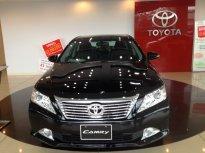 Cần bán xe Toyota Camry 2.5Q màu đen khuyến mãi lớn đầu năm Kỷ Hợi giá 1 tỷ 252 tr tại Tp.HCM