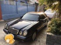 Bán Mercedes E230 đời 1996, màu đen chính chủ giá 150 triệu tại Tp.HCM