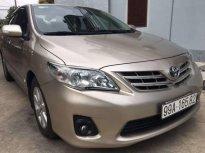 Bán xe cũ Toyota Corolla altis 1.8G sản xuất 2012, giá 542tr giá 542 triệu tại Hải Phòng