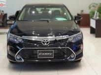 Bán xe Toyota Camry 2.0E sản xuất năm 2019, số tự động, máy xăng, màu đen, nội thất màu kem giá 997 triệu tại Hà Nội
