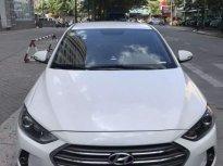 Chính chủ bán Hyundai Elantra sản xuất năm 2018, màu trắng giá 545 triệu tại Tp.HCM