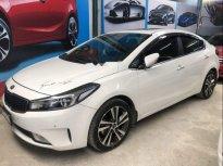 Bán Kia Cerato 1.6 AT đời 2018, màu trắng, 615tr giá 615 triệu tại Hà Nội