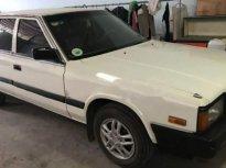 Bán ô tô Nissan Bluebird 1.8 năm 1989, màu trắng, giá chỉ 50 triệu giá 50 triệu tại An Giang