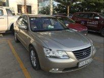 Bán Hyundai Sonata đời 2010, màu vàng, nhập khẩu, 310tr giá 310 triệu tại Tp.HCM