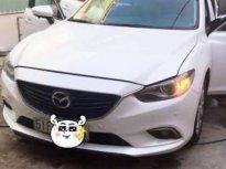 Bán xe Mazda 6 2.0 AT năm 2015, màu trắng giá 698 triệu tại Tp.HCM