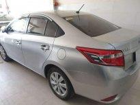 Cần bán gấp Toyota Vios E đời 2017, màu bạc, 495tr giá 495 triệu tại Tp.HCM