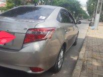 Bán Toyota Vios 1.5E 2017, màu bạc, đã đi 46000 km giá 489 triệu tại Tp.HCM