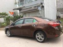 Bán Toyota Corolla altis đời 2015, màu nâu chính chủ, 660 triệu giá 660 triệu tại Thái Nguyên