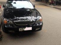 Bán xe Daewoo Magnus 2.5 AT sản xuất năm 2004, màu đen, chính chủ giá 160 triệu tại Hà Nội