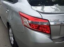 Bán lại xe Toyota Vios sản xuất năm 2017, màu bạc, xe nhập giá 480 triệu tại Tp.HCM