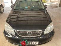 Cần bán xe Toyota Corolla altis đời 2008, màu đen, giá cạnh tranh giá 370 triệu tại Hà Nội