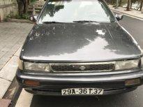 Cần bán Nissan Bluebird 2.0 MT năm sản xuất 1992, màu xám giá 79 triệu tại Vĩnh Phúc
