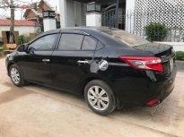 Cần bán Toyota Vios 1.5E đời 2015, màu đen chính chủ giá 455 triệu tại Quảng Trị