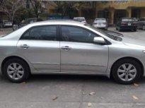 Bán Toyota Corolla altis 1.8AT đời 2013, màu bạc, chính chủ giá 550 triệu tại Hà Nội