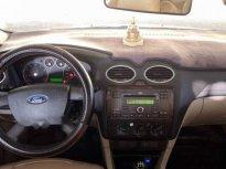 Cần bán lại xe Ford Focus 1.8MT năm sản xuất 2005, màu đen xe gia đình giá 210 triệu tại Đắk Lắk