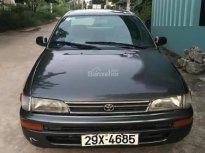 Bán ô tô Toyota Corolla 1.6 MT sản xuất 1995, màu xám giá 115 triệu tại Hà Nội