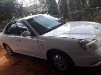 Cần bán gấp Daewoo Nubira sản xuất năm 2003, màu trắng giá 93 triệu tại Gia Lai