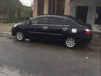 Cần bán lại xe Toyota Vios đời 2011, màu đen giá 260 triệu tại Thái Bình