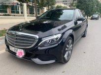 Bán Mercedes C250 Exclusive đời 2017, màu đen chính chủ giá 1 tỷ 620 tr tại Hà Nội