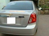 Bán xe Chevrolet Lacetti 2012, màu bạc, cam kết xe chưa đâm đụng giá 230 triệu tại Đắk Lắk