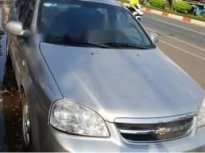 Bán Chevrolet Lacetti sản xuất năm 2013, màu bạc, chính chủ  giá 265 triệu tại Bình Phước