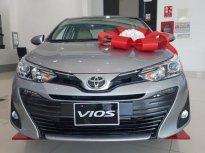 Bán ô tô Toyota Vios năm 2019, màu xám giá 606 triệu tại Tp.HCM