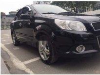 Cần bán lại xe Chevrolet Aveo sản xuất 2017, màu đen chính chủ giá cạnh tranh giá 318 triệu tại Hà Nội