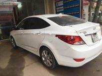 Bán Hyundai Accent năm sản xuất 2014, màu trắng, xe nhập, giá chỉ 450 triệu giá 450 triệu tại Bắc Giang