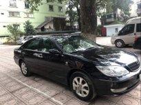Cần bán Toyota Camry sản xuất 2005, màu đen đã đi 176000 km, 355tr giá 355 triệu tại Hà Nội
