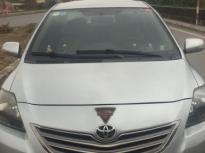 Cần bán gấp Toyota Vios 1.5 MT 2012, màu bạc chính chủ giá 255 triệu tại Hà Nội