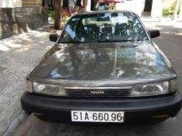Cần bán lại xe Toyota Camry 1990, màu xám, nhập khẩu, giá tốt giá 100 triệu tại Tp.HCM
