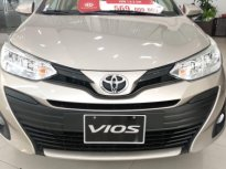 Bán xe Toyota Vios 1.5E AT sản xuất năm 2018, giá tốt giá 569 triệu tại Hà Nội