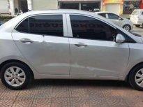 Cần bán Hyundai Grand i10 1.2 MT năm sản xuất 2017, màu bạc, nhập khẩu chính chủ, giá tốt giá 376 triệu tại Hà Nội