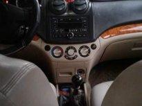 Bán xe Daewoo Gentra đời 2011, màu đen, xe gia đình giá 170 triệu tại Thanh Hóa