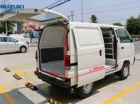 Bán ô tô Suzuki Supper Carry Van đời 2018, màu trắng giá 293 triệu tại Bình Dương