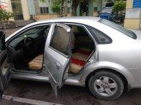 Cần bán lại xe Daewoo Lacetti sản xuất 2005, màu bạc, nhập khẩu, xe tư nhân chính chủ giá 125 triệu tại Hải Dương