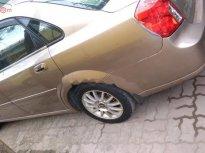 Bán Chevrolet Lacetti sản xuất 2004, màu vàng cát, giá chỉ 146 triệu giá 146 triệu tại Hà Nội