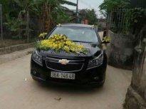 Cần bán Chevrolet Cruze đời 2015, màu đen  giá 460 triệu tại Thanh Hóa
