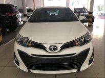 Bán xe Toyota Vios năm sản xuất 2019, màu trắng, xe mới 100% giá 596 triệu tại Đắk Lắk