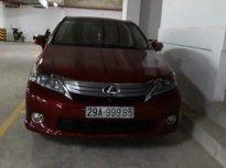 Bán xe Lexus HS 250 sản xuất năm 2011, màu đỏ, nhập khẩu   giá Giá thỏa thuận tại Hà Nội